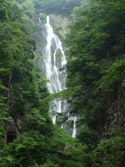 再訪!日本の滝百選『神庭の滝』◆初夏の岡山&鳥取の滝めぐり《その2》