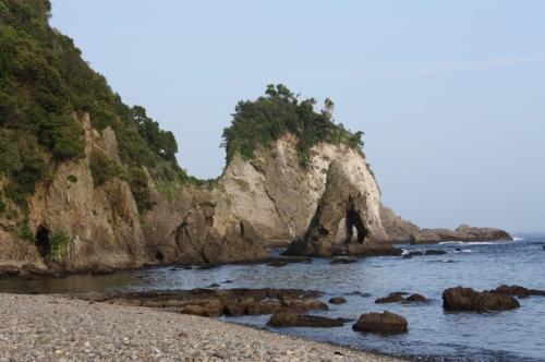 意外と来たことのなかった南伊豆の旅~海とおさると温泉と【1】 【タライ岬・石廊崎】