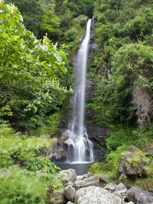 高知百選日帰り滝めぐり④ 滝メグラーが行く41 大樽の滝・日本の滝百選 高知県高岡郡越知町