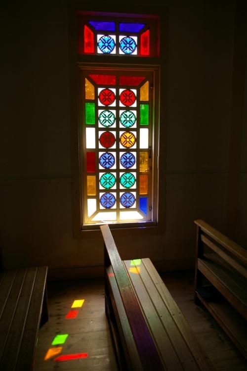 ステキな建物を見に長崎へ♪(福江の教会編)