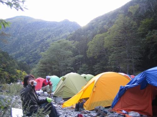 甲斐駒ヶ岳(09・9)