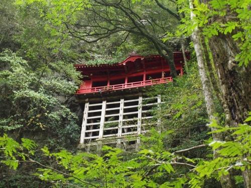 驚異の木造懸造り ~栃木県周遊編~