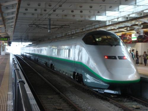 2009.07.18山形新幹線の旅