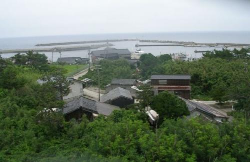 """弾丸離島の旅0908 「日本海に浮かぶ海女の島 """"舳倉(へぐら)島""""」  ~石川~"""