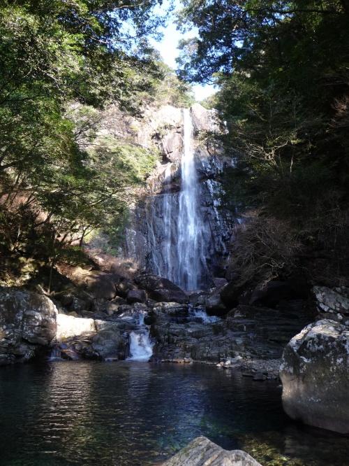 日本の滝百選『矢研の滝』(宮崎県都農町)◆2010宮崎・大分の滝めぐり【その3】