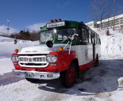 楽しい乗り物に乗ろう! 「ボンネットバスで行く小樽歴史浪漫」  ~小樽・北海道~