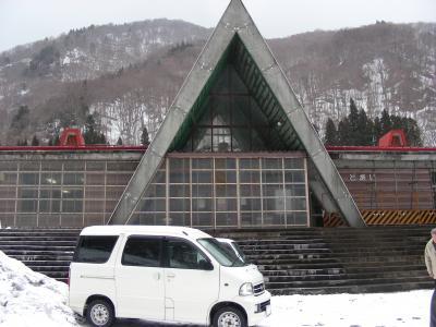 もぐら駅として有名な土合駅