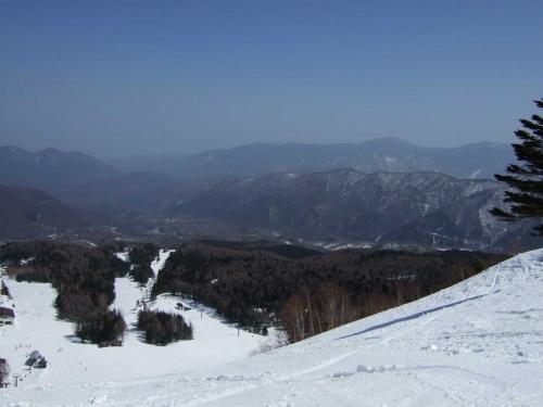 乗鞍高原温泉スキー場と休暇村 後編