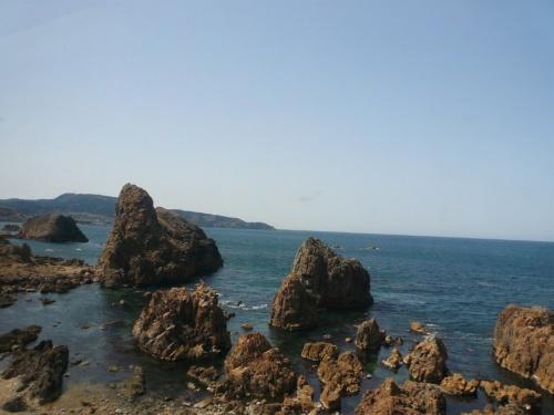 2010年4月 「北海道&東日本パス」旅行 (2日目・「リゾートしらかみ」~一気に新潟へ)