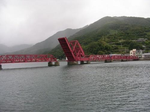 愛媛のB級でマイナーな観光地めぐり0709 「長浜大橋」  ~伊予長浜・愛媛~