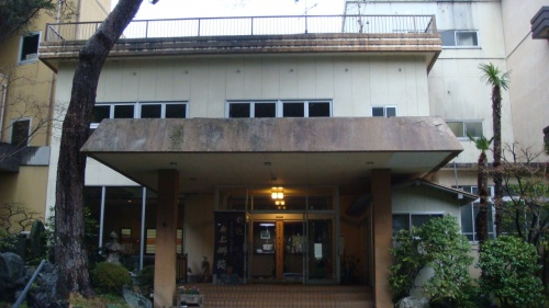 観音寺温泉 ホテル上州苑 宿泊記