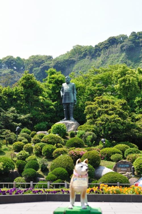 滞在時間4時間半、超大急ぎの鹿児島市内観光と桜島の噴火! (PД`q。)