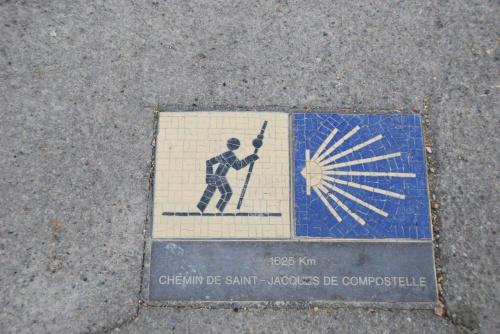 フランスのサンティアゴ・デ・コンポステーラの巡礼路の画像 p1_6