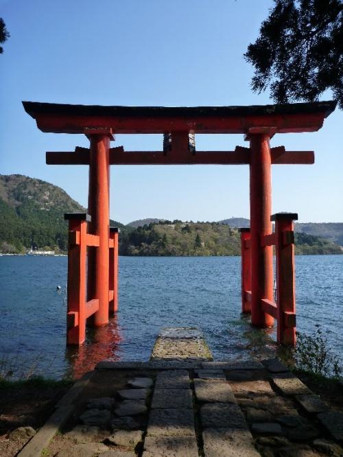 2010年GW★関東を楽しもう♪箱根町でさんぽ♪元箱根をさんぽ♪箱根ホテルでランチ★日帰りの旅~