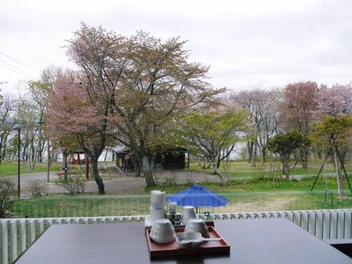 2010年5月☆北海道・支笏湖【しこつ湖鶴雅リゾートスパ・水の謌】