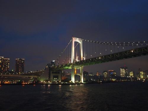 七夕の夜は 東京湾 納涼船