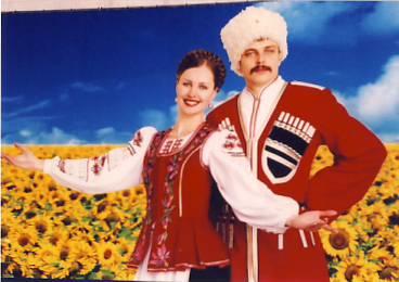 ロシアで一番美しい、クバン・コ...