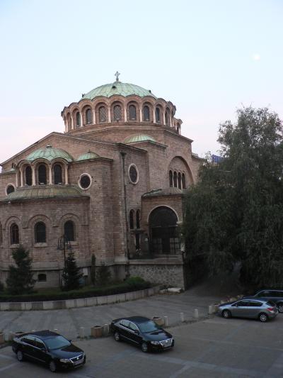 ブルガリア旅行-1