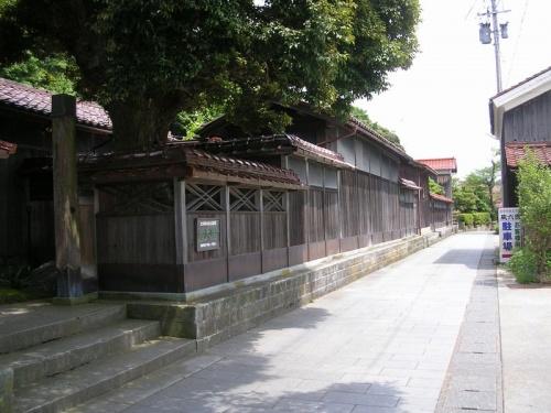 石川の古い街並みを歩こう!「重要伝統的建造物群保存地区の街」 ~金沢市&加賀市・石川~