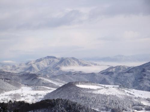 今シーズン初滑りヽ(^o^)丿神鍋高原・万場スキー場