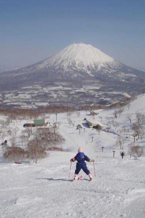 ニセコ グランひらふ春スキー!