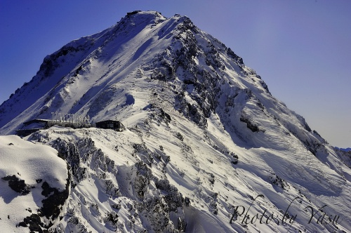 冬の赤岳初登頂!