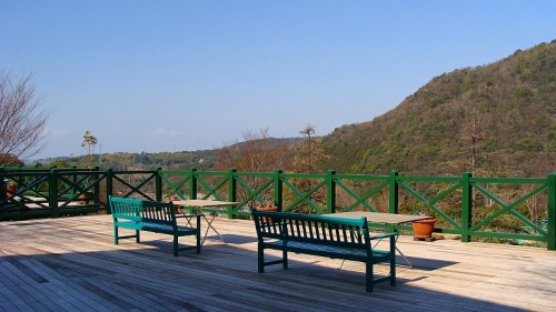 高知北川村 モネの庭マルモッタン ギャラリー