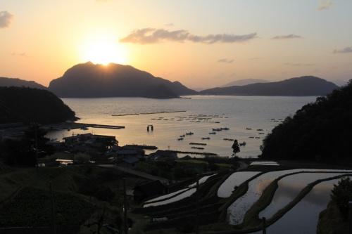 福井・日引港で春釣り行