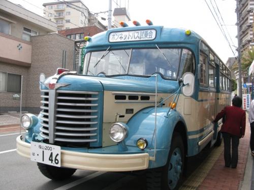 レトロな車と時計がびっしり!ボンネットバスにも揺られ・・・福山自動車時計博物館