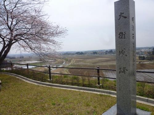 宮城のB級でマイナーな観光地めぐり1104 「宮城県唯一の村は隠れた桜の名所」 ~大衡村・宮城~