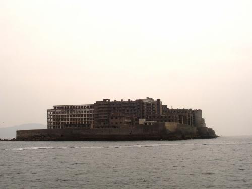 軍艦島 (端島) in 長崎 訪問