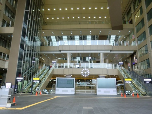 新名所!大阪ステーションシティとあべのQ'zMALL