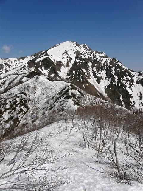 久しぶりの雪山 谷川岳を楽しむ・・・①天神尾根を登る
