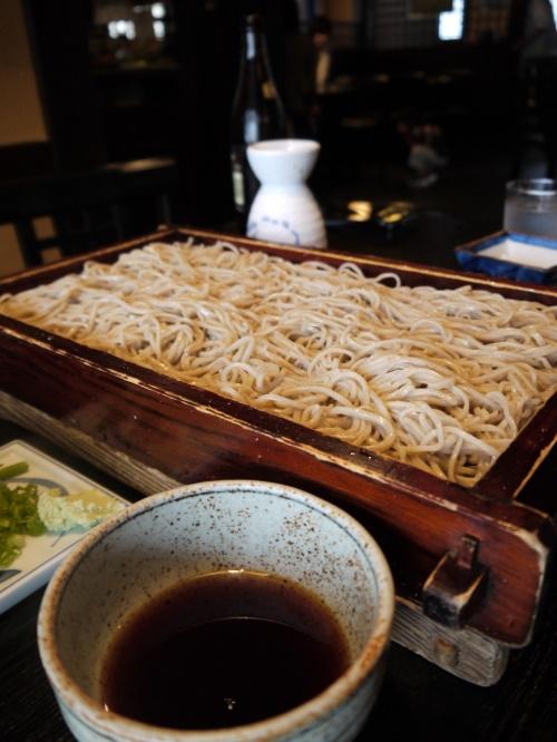 『へぎ蕎麦』 な休日  2011.5