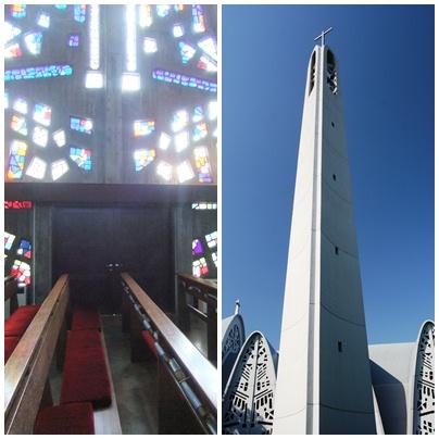 レーモンド建築の魅力を求めて ④ ー 立教学園聖パウロ礼拝堂を訪ねる