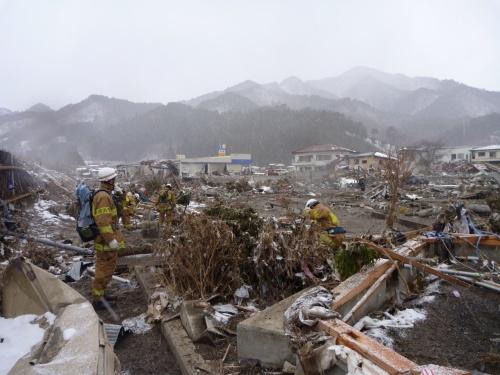 東日本大震災支援活動・人命検索活動 ~みちしるべ~  ともに生きる