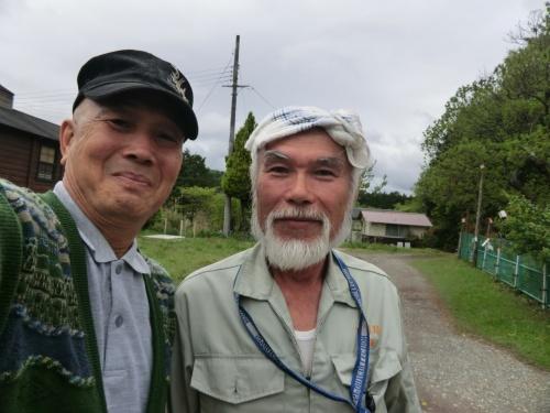 2011年上期の京丹波町 秘密基地110