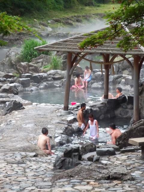 温泉天国・湯原温泉は西の横綱!
