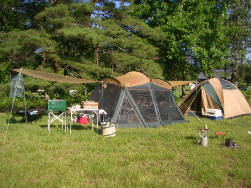 2011年 キャンプin吹上高原