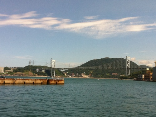 週末スカイマークと関釜フェリーで行く門司・下関&釜山の旅(1)門司港から関門トンネルを歩いて渡り下関へ