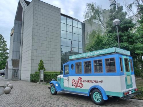 横浜旅行2011年7月2回目(ビール工場見学編)