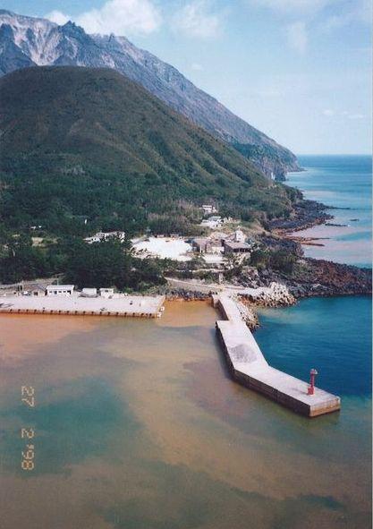 90年代の弾丸離島の旅1998.2  「ランクAの活火山の島」   ~硫黄島・鹿児島~