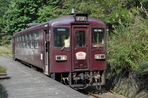 2011年9月わたらせ渓谷鐵道