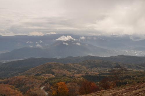 斑尾山、信越トレイル