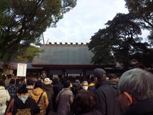 2012年 初詣