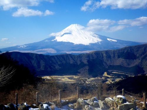 天空街道を駆け富士に出会う(伊豆から箱根大涌谷へ)