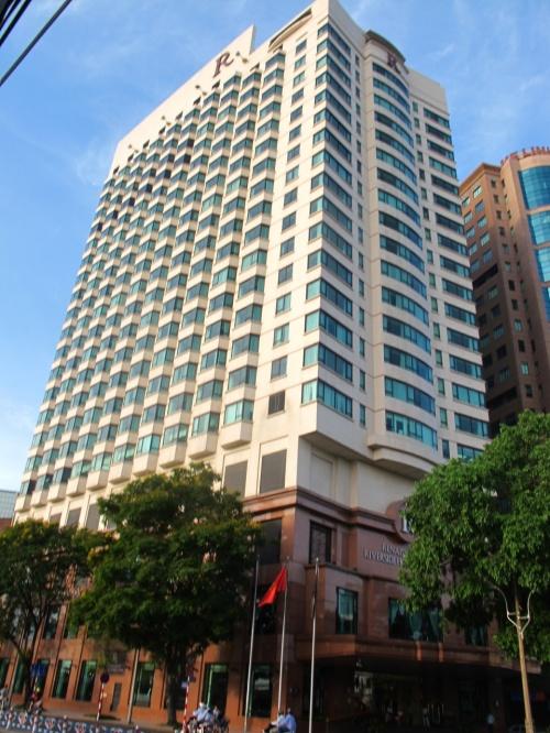 Http Www Marriott Com Hotels Travel Sgnbr Renaissance Riverside Hotel Saigon