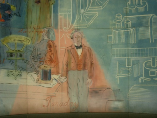 市立近代美術館でデュフィを見る。20世紀は科学の時代でした。