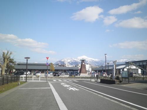 20120321-25 春の18切符旅(3)1日目-3 越前大野1