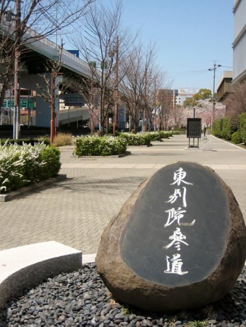 2012桜@東別院